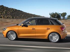 Ver foto 2 de Audi A1 Sportback S-Line 2012