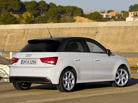 Ver foto 45 de Audi A1 Sportback S-Line 2012