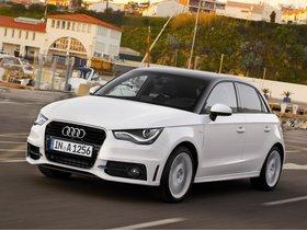 Ver foto 44 de Audi A1 Sportback S-Line 2012