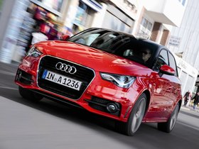 Ver foto 43 de Audi A1 Sportback S-Line 2012