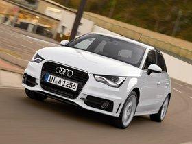 Ver foto 42 de Audi A1 Sportback S-Line 2012