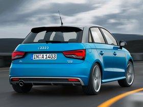 Ver foto 13 de Audi A1 Sportback S-Line TDI 2015