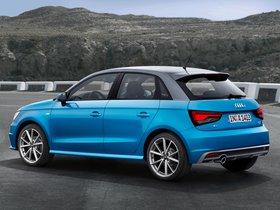 Ver foto 11 de Audi A1 Sportback S-Line TDI 2015