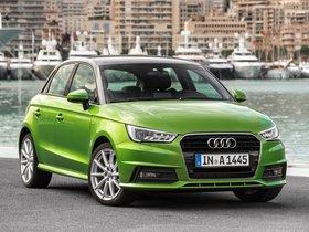 Ver foto 7 de Audi A1 Sportback S-Line TDI 2015