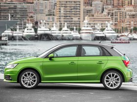 Ver foto 6 de Audi A1 Sportback S-Line TDI 2015