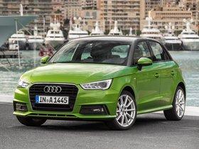 Ver foto 5 de Audi A1 Sportback S-Line TDI 2015