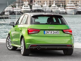 Ver foto 4 de Audi A1 Sportback S-Line TDI 2015
