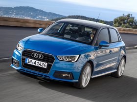 Ver foto 1 de Audi A1 Sportback S-Line TDI 2015