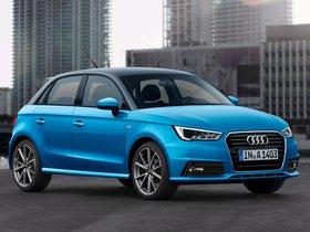 Ver foto 22 de Audi A1 Sportback S-Line TDI 2015