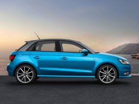 Ver foto 21 de Audi A1 Sportback S-Line TDI 2015