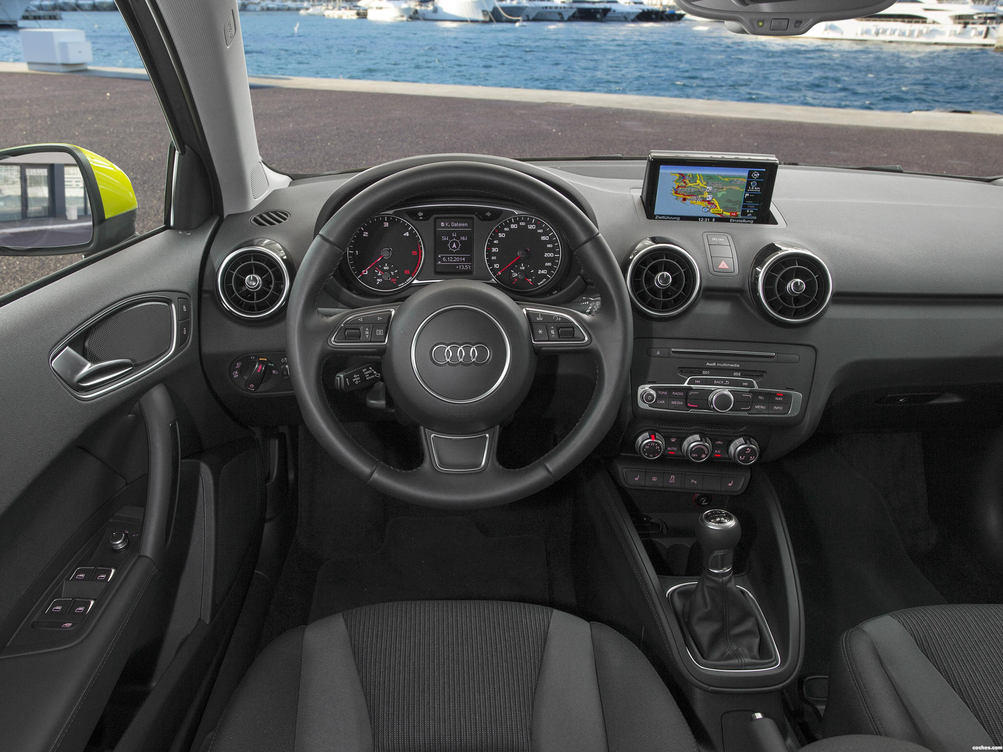 Foto 3 de Audi A1 Sportback Style TDI Ultra 2014