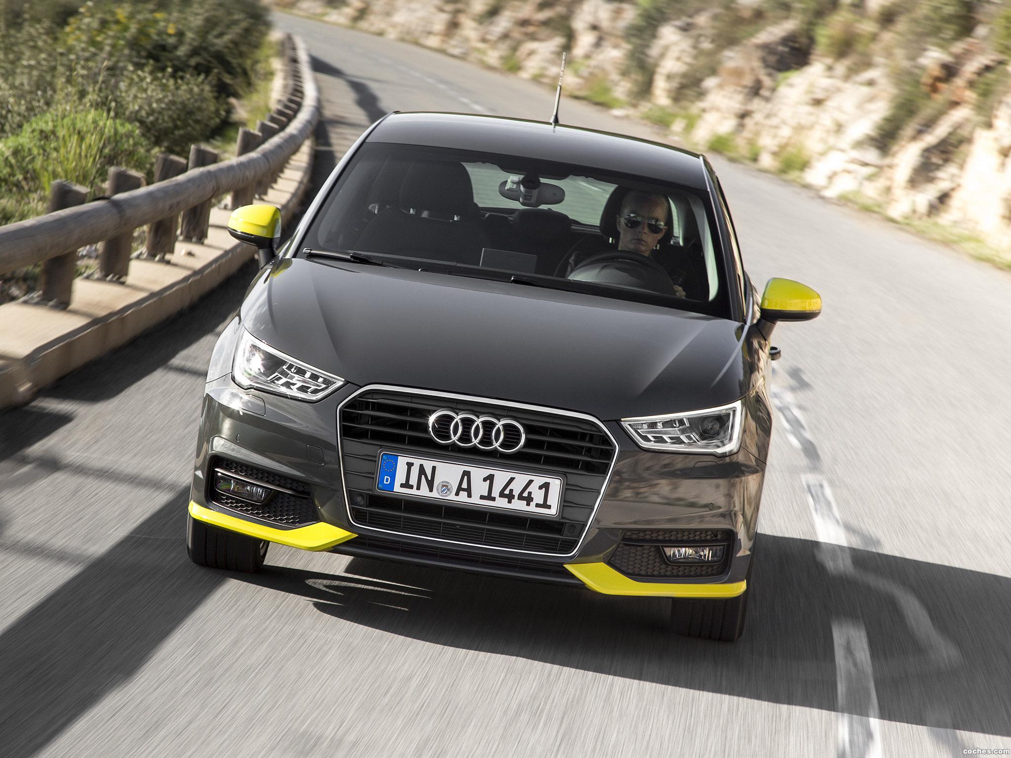 Foto 1 de Audi A1 Sportback Style TDI Ultra 2014