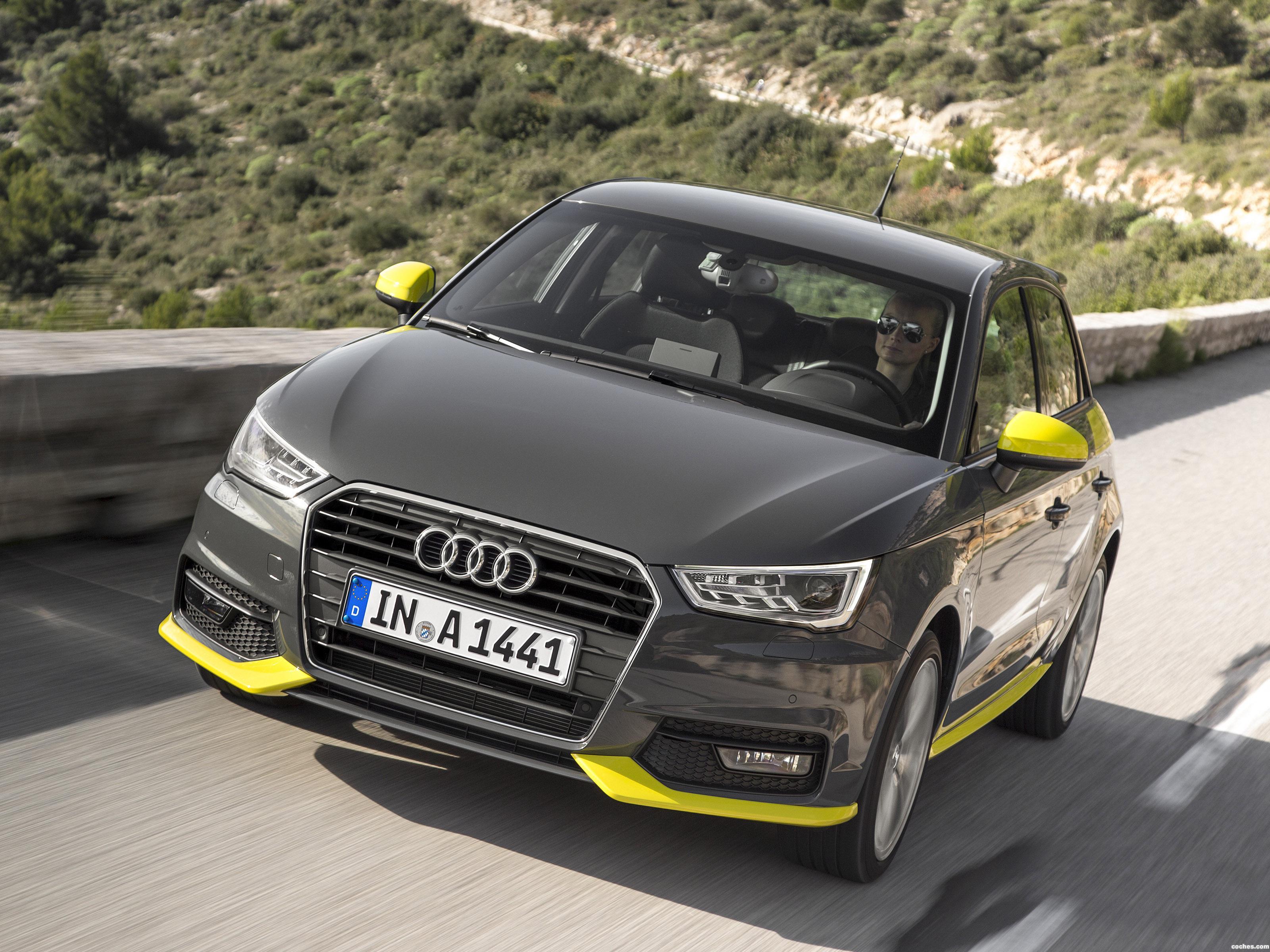Foto 0 de Audi A1 Sportback Style TDI Ultra 2014