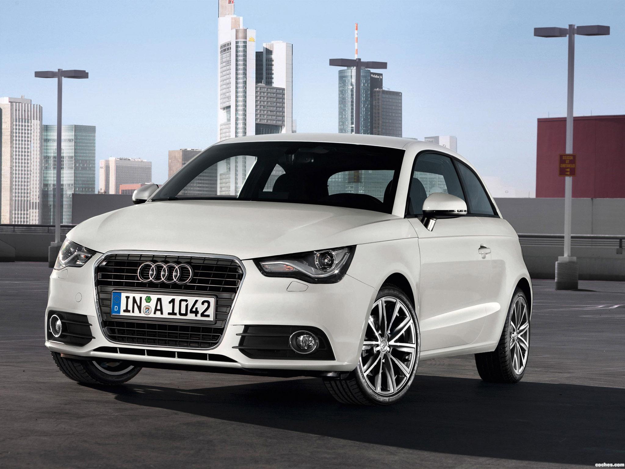 Foto 0 de Audi A1 TDI 2010