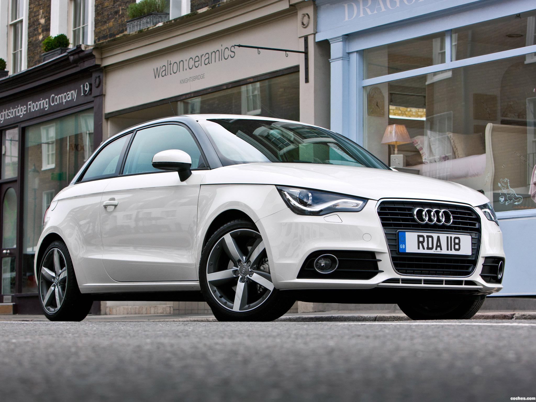 Foto 0 de Audi A1 TDI UK 2010