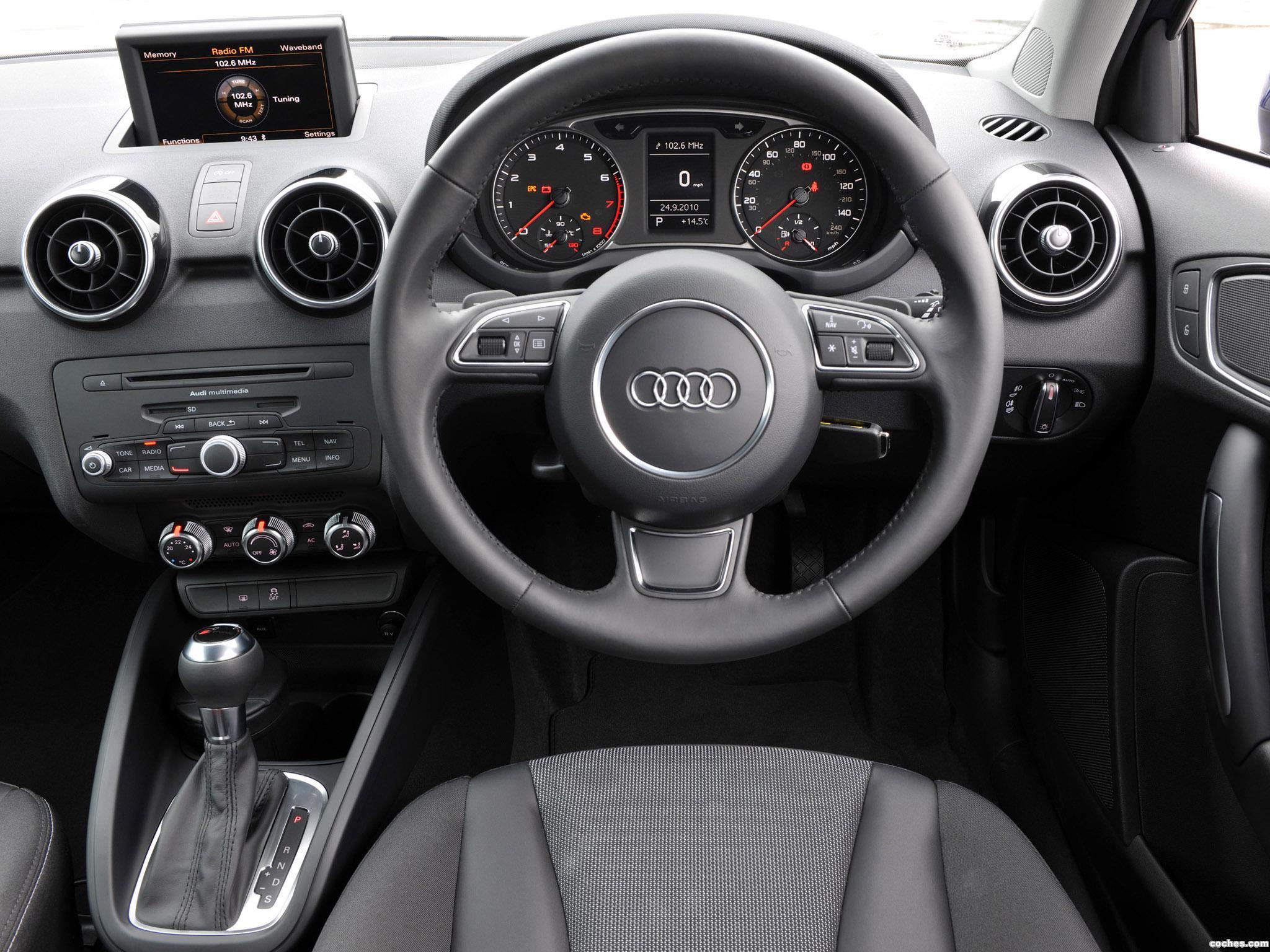 Foto 12 de Audi A1 TFSI UK 2010