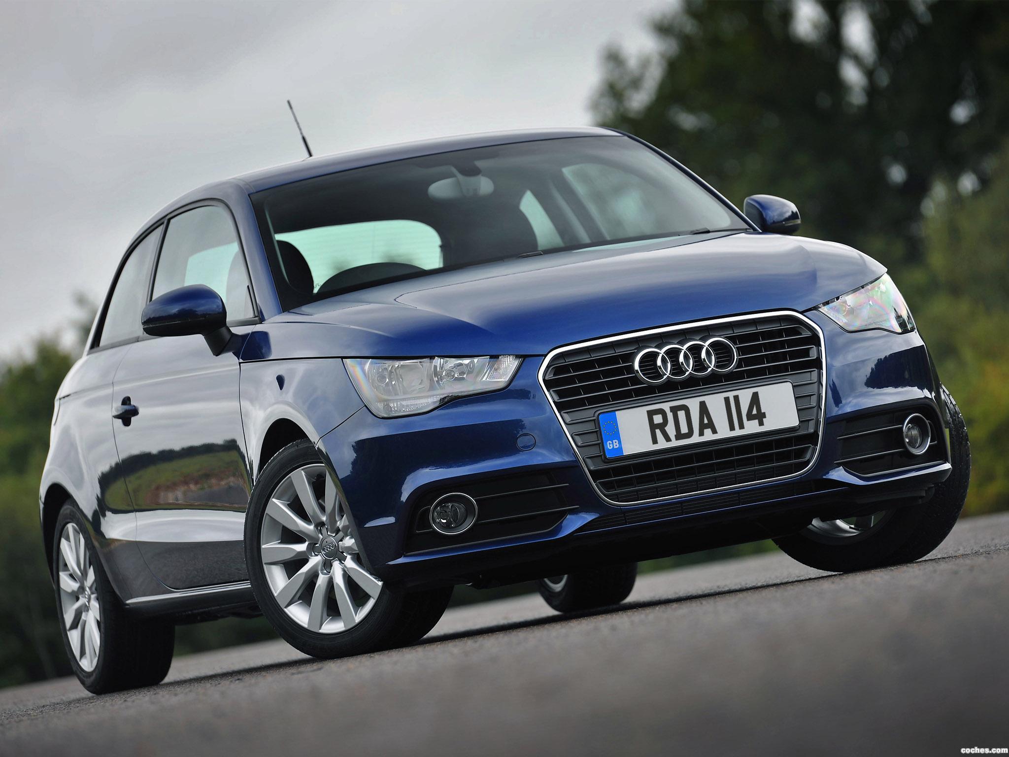 Foto 0 de Audi A1 TFSI UK 2010