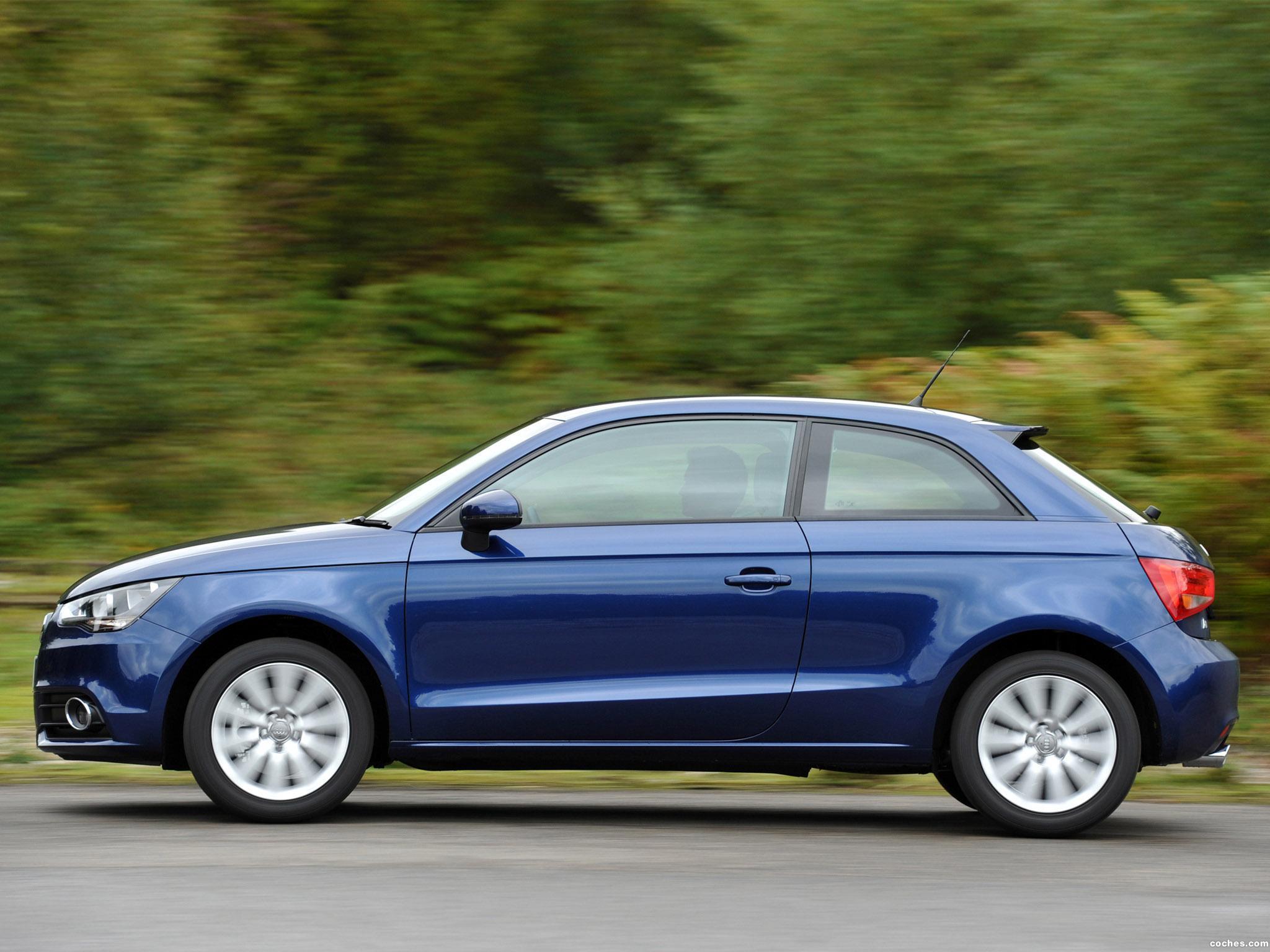 Foto 8 de Audi A1 TFSI UK 2010
