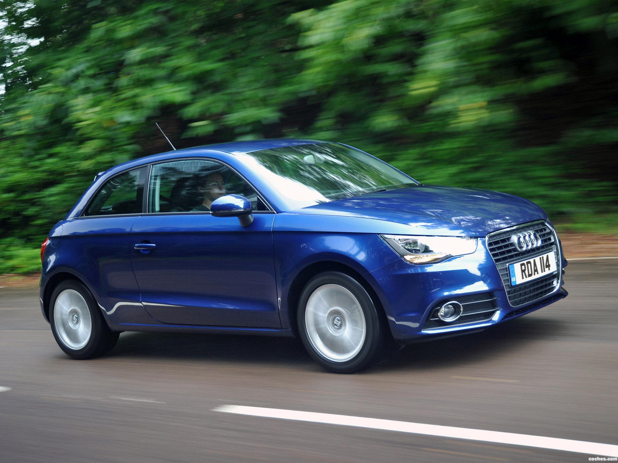Foto 7 de Audi A1 TFSI UK 2010