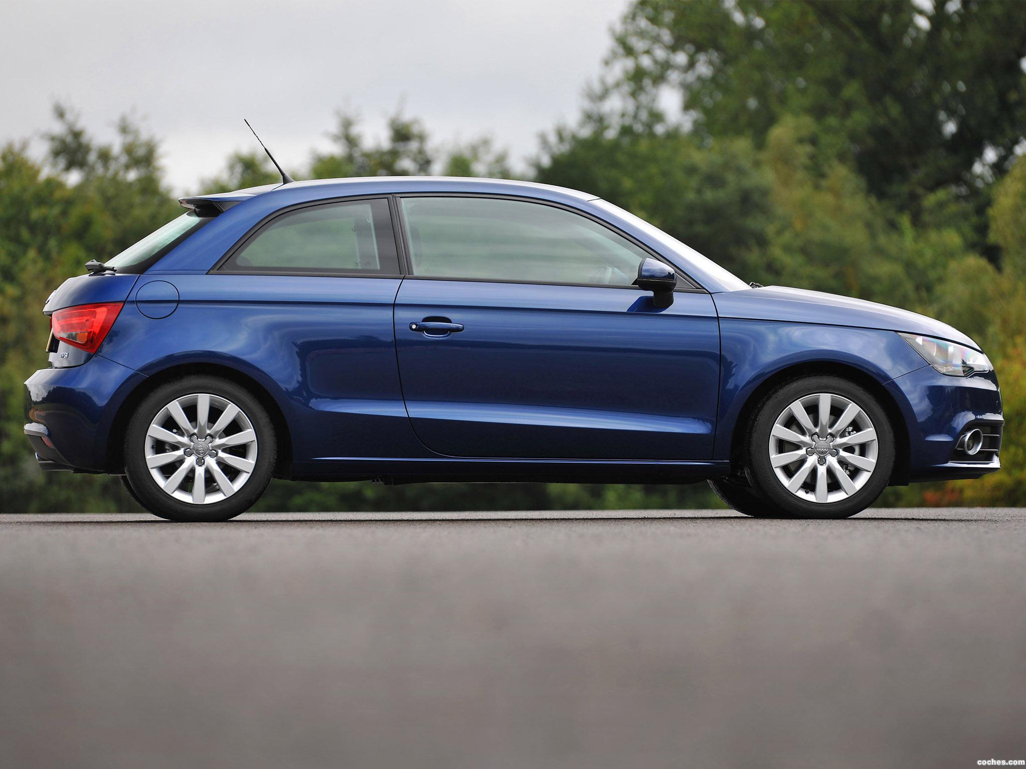Foto 6 de Audi A1 TFSI UK 2010
