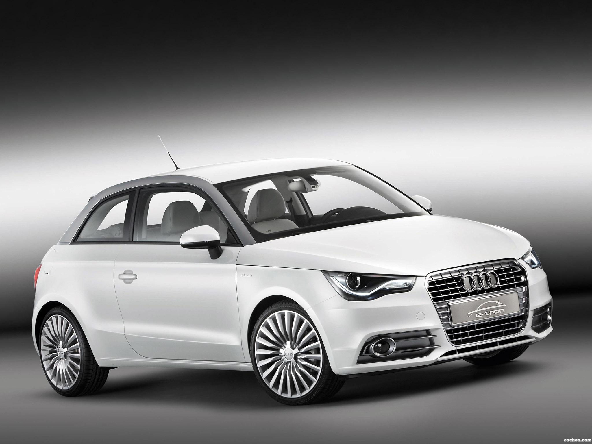 Foto 0 de Audi A1 e-Tron 2010