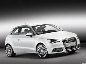 Ver foto 1 de Audi A1 e-Tron 2010
