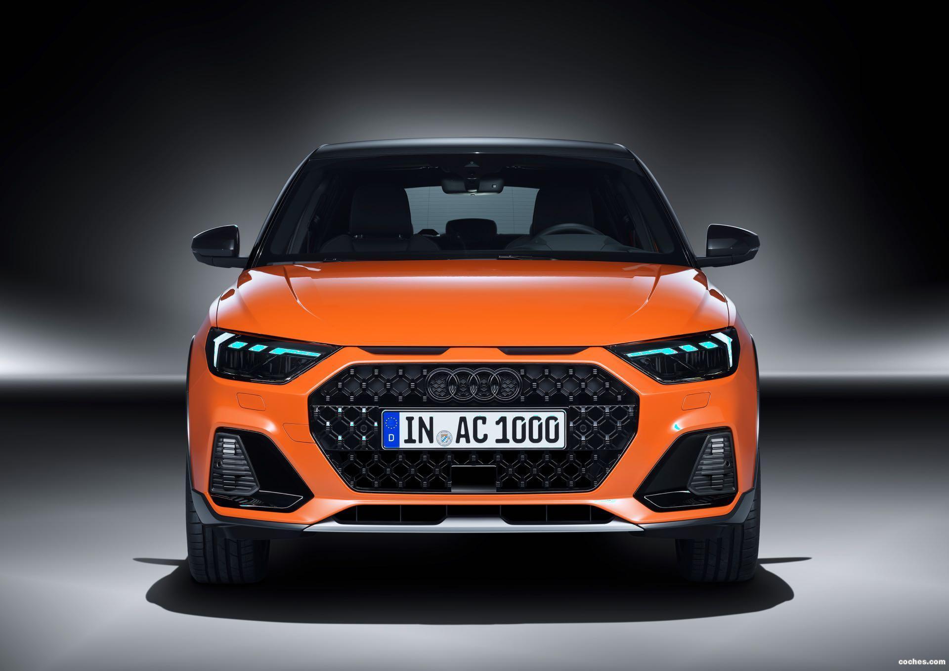 Foto 0 de Audi A1 Citycarver 2019