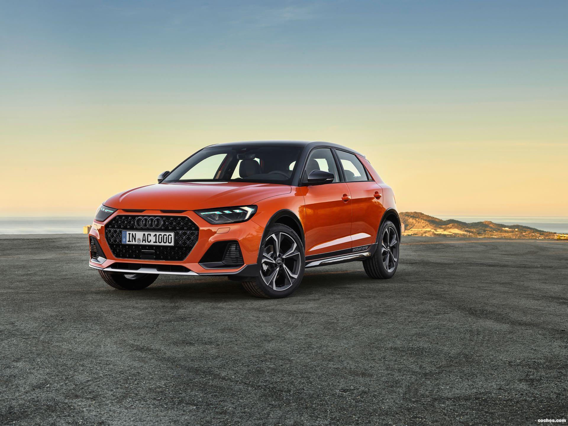 Foto 6 de Audi A1 Citycarver 2019
