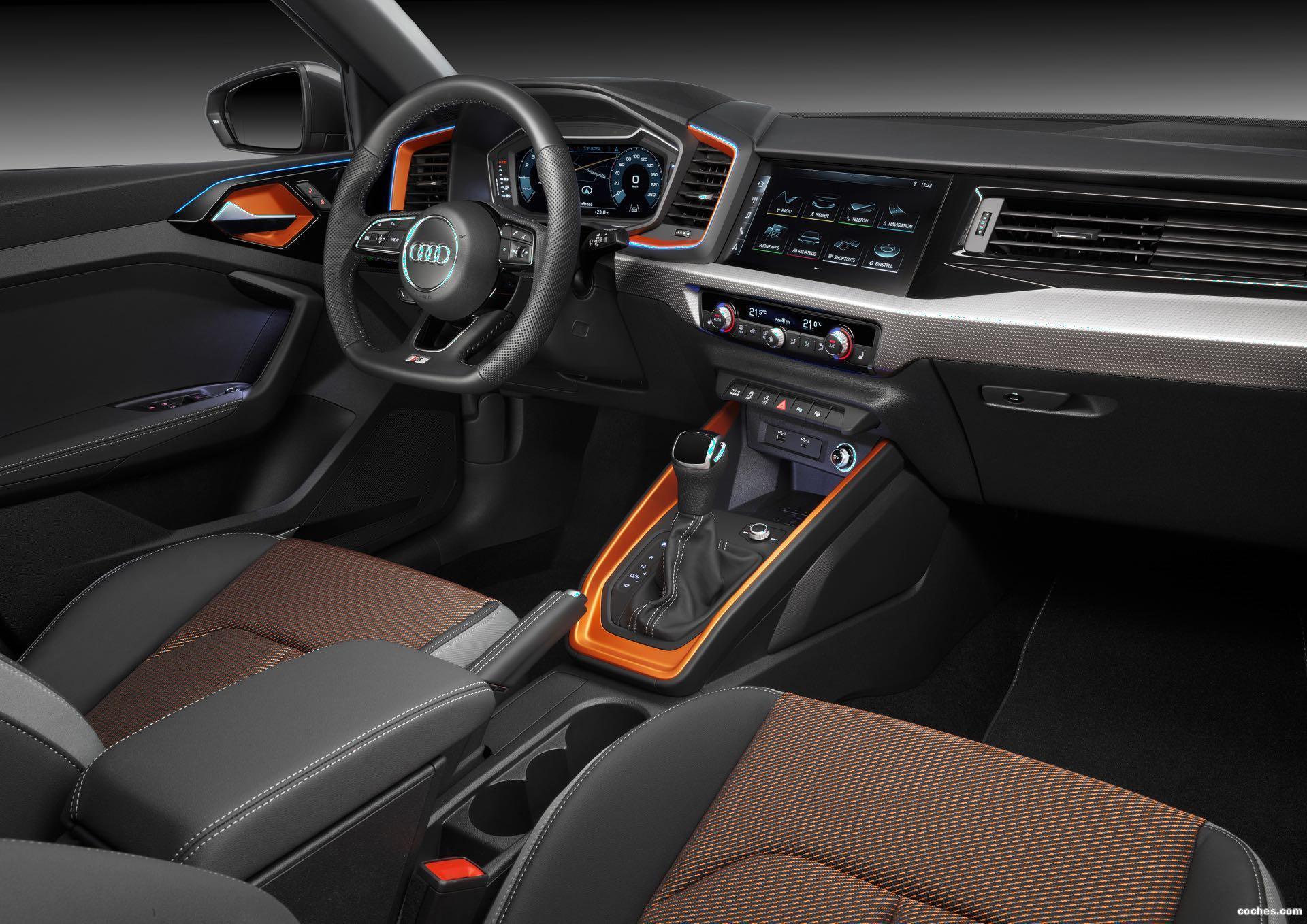 Foto 20 de Audi A1 Citycarver 2019