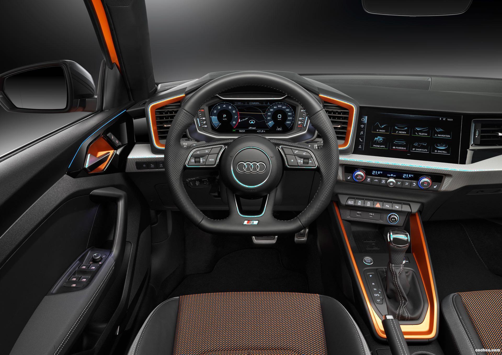 Foto 18 de Audi A1 Citycarver 2019