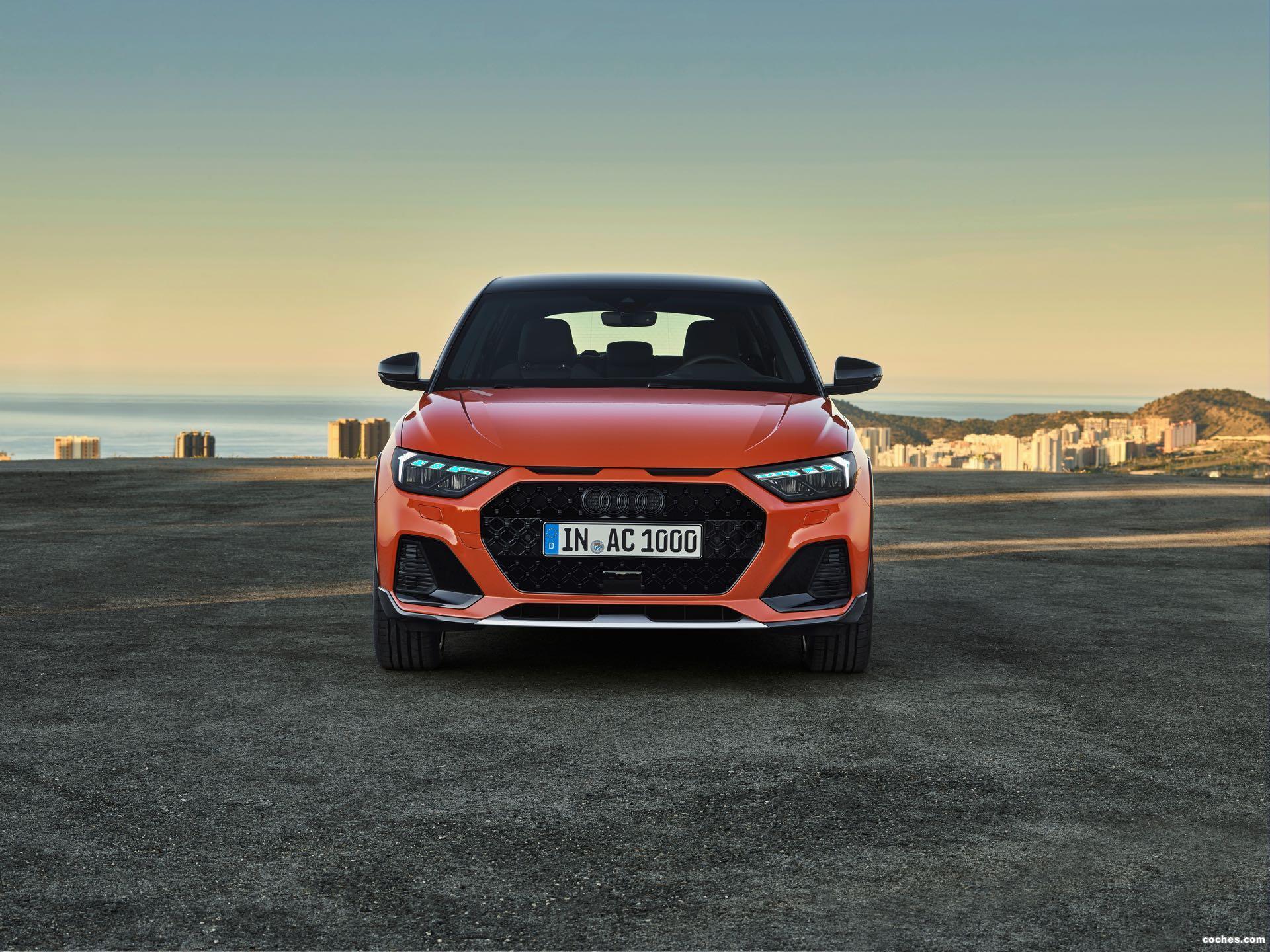 Foto 28 de Audi A1 Citycarver 2019