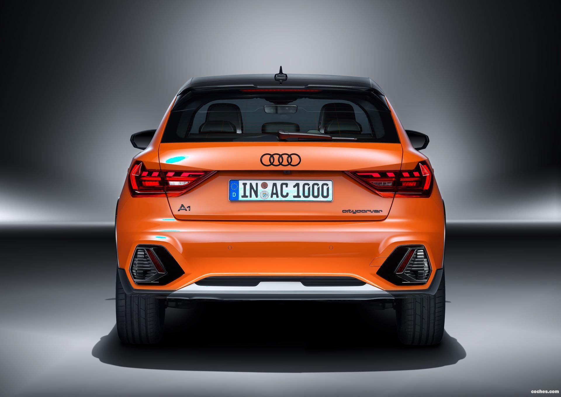 Foto 31 de Audi A1 Citycarver 2019