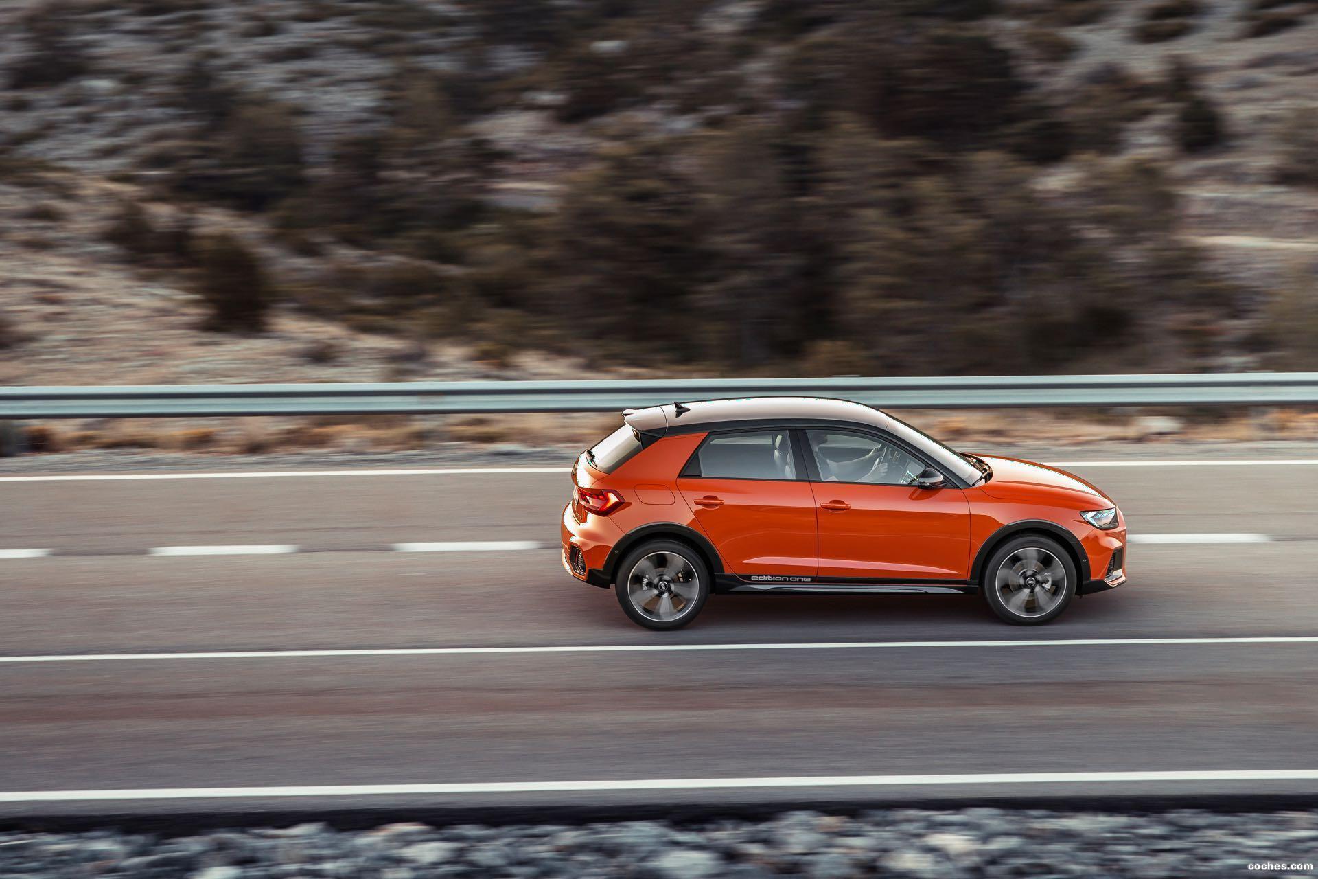 Foto 13 de Audi A1 Citycarver 2019