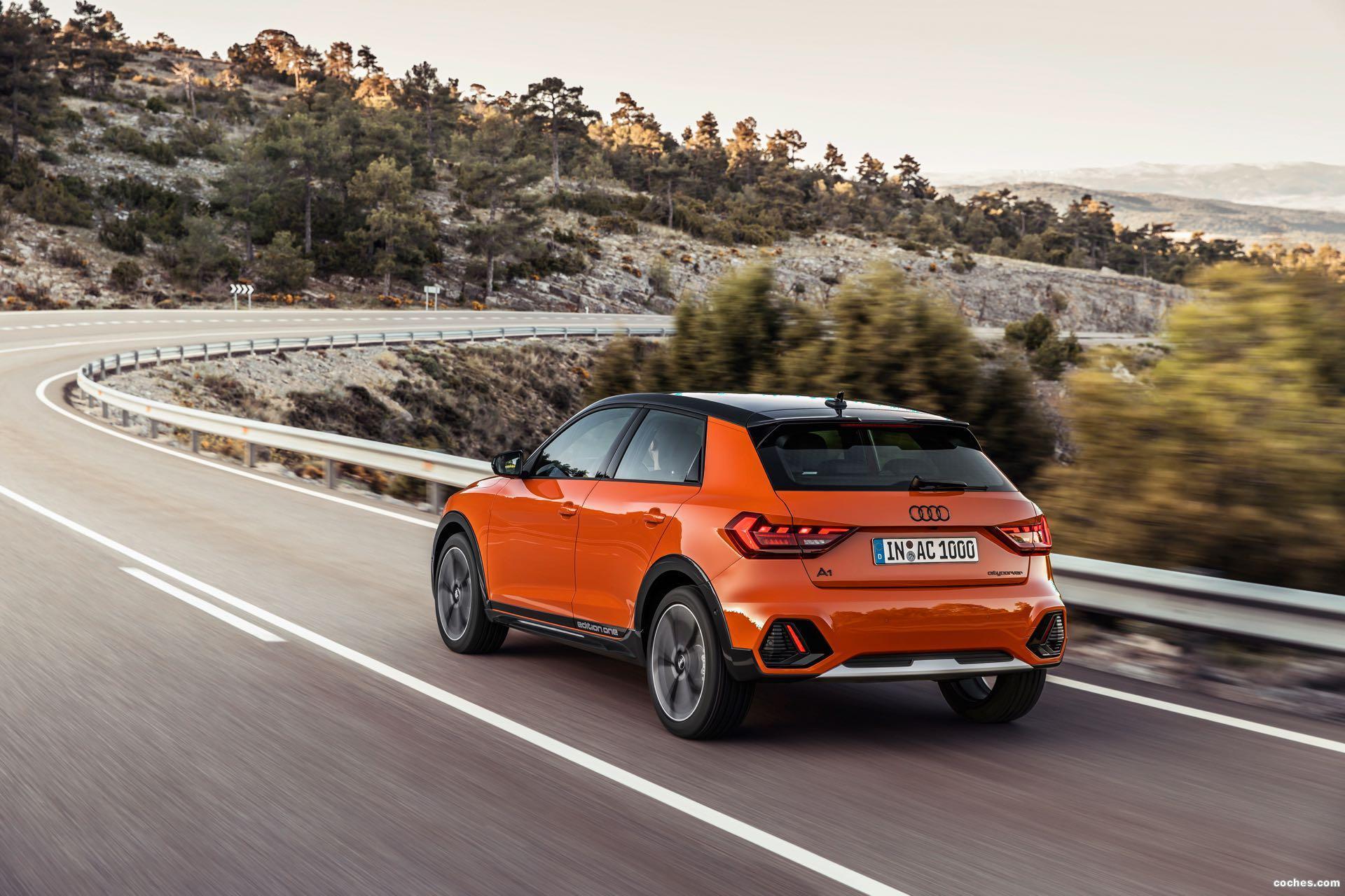 Foto 15 de Audi A1 Citycarver 2019