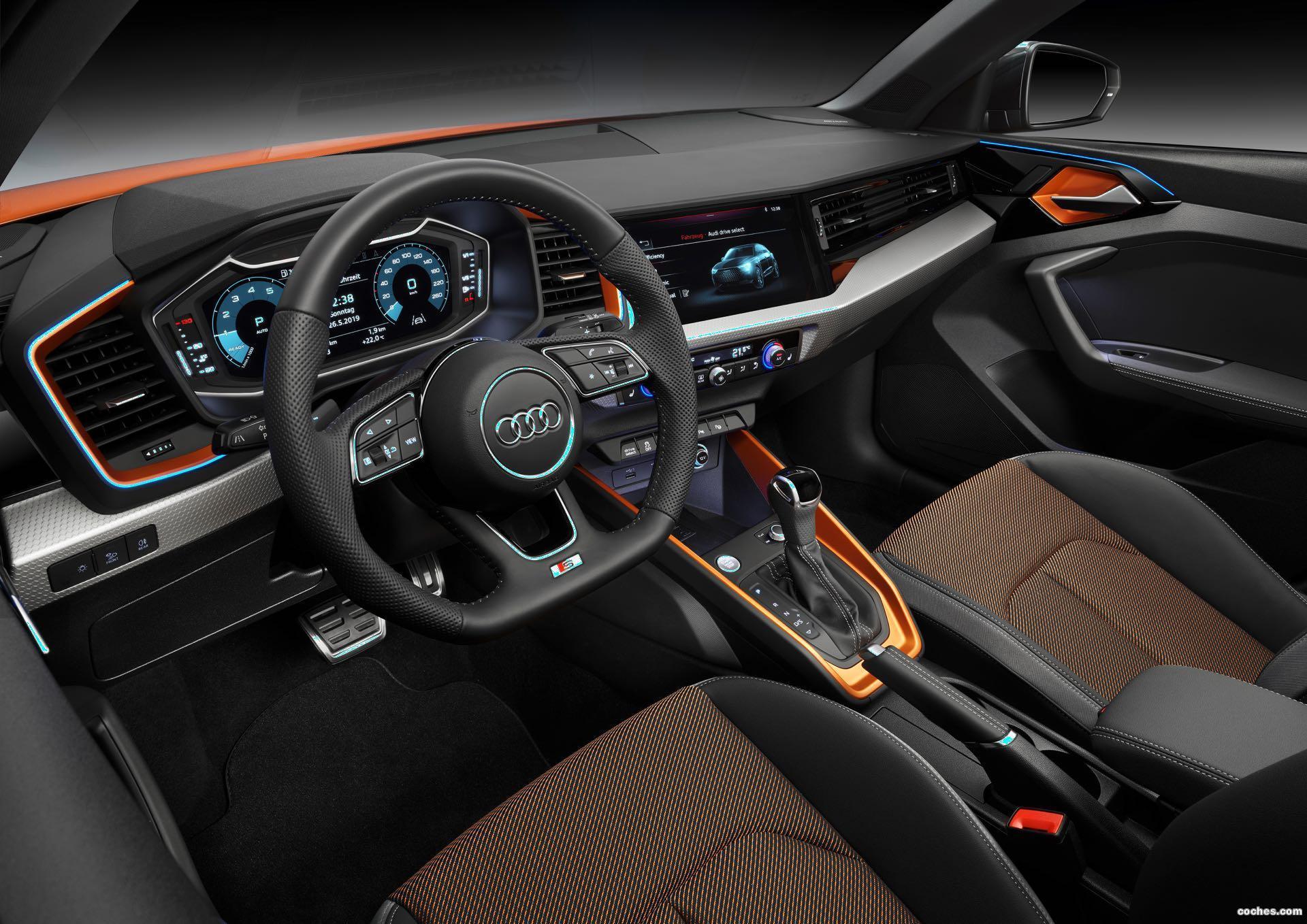 Foto 21 de Audi A1 Citycarver 2019
