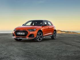 Ver foto 7 de Audi A1 Citycarver 2019