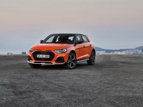 Ver foto 26 de Audi A1 Citycarver 2019