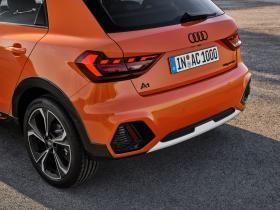 Ver foto 24 de Audi A1 Citycarver 2019