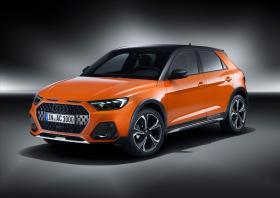 Ver foto 2 de Audi A1 Citycarver 2019