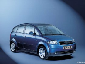 Ver foto 61 de Audi A2 1999