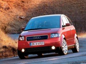 Ver foto 45 de Audi A2 1999