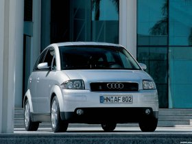 Ver foto 33 de Audi A2 1999