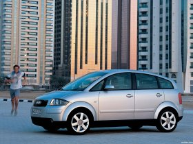 Ver foto 30 de Audi A2 1999
