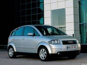 Ver foto 27 de Audi A2 1999
