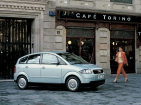 Ver foto 21 de Audi A2 1999