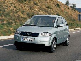 Ver foto 18 de Audi A2 1999