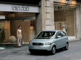 Ver foto 16 de Audi A2 1999