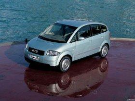 Ver foto 15 de Audi A2 1999