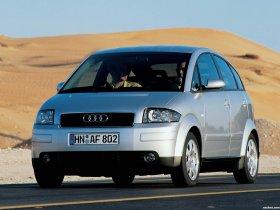 Ver foto 10 de Audi A2 1999