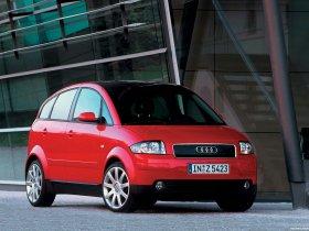 Ver foto 9 de Audi A2 1999